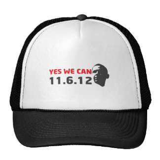YES-WE-CAN HATS