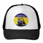 Yes We Can! Cap Mesh Hats