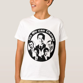 Yes We can Change Souri T-Shirt