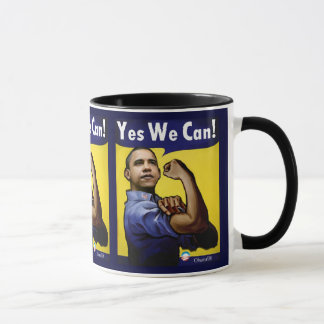 Yes We Can! Mug