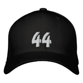 Yes We Did - 44 Embroidered Hats