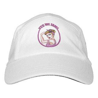 Yes We Jam White Baseball Cap