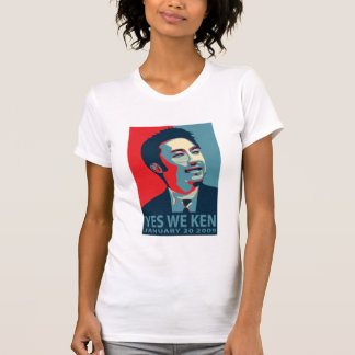 Yes We Ken (Obama) T-shirt - Customized