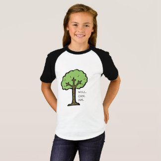 Yes, you can artwork #1 | Kids {For Her} T-Shirt