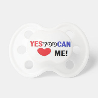 Yes You Can Love Me! - BO Dummy