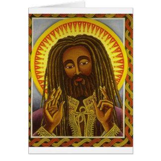 Yeshu Rasta Fari Card