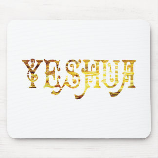 Yeshua 5  Or Mouse Pad