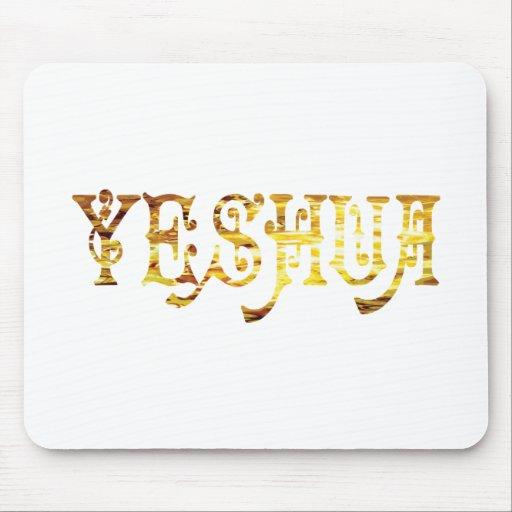 Yeshua 5  Or Mousepad