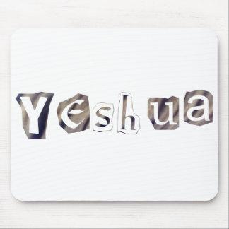 Yeshua Anonym Hair TRANS png Mousepad