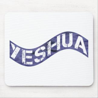 Yeshua Drapeau Mauve Mousepad