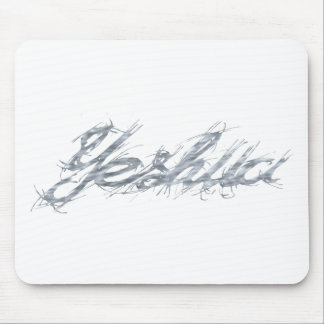 Yeshua Elfont Gris Mouse Pads