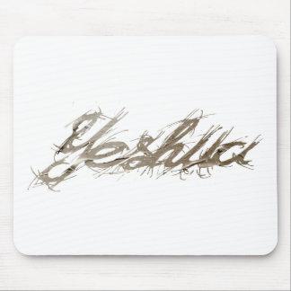 Yeshua Elfont Papier Mousepad