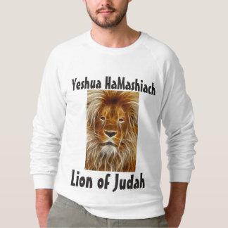 Yeshua HaMashiach, LION OF JUDAH t-shirts