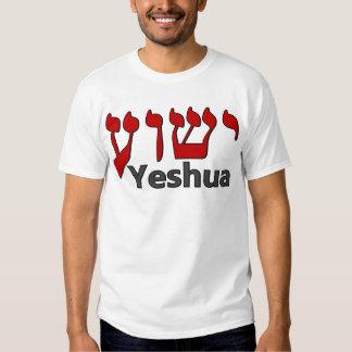 Yeshua Hebrew Tshirts