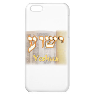 Yeshua in Hebrew Cover For iPhone 5C