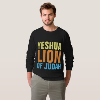 YESHUA LION OF JUDAH t-shirts