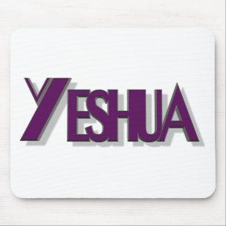 Yeshua mauve 3D Mousepad