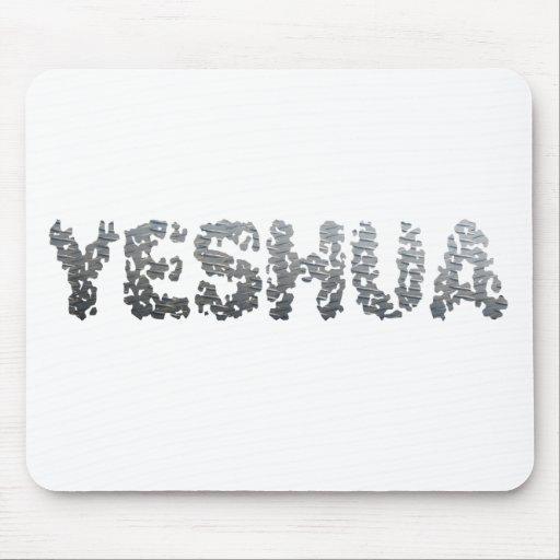 Yeshua Métal Mouse Pads