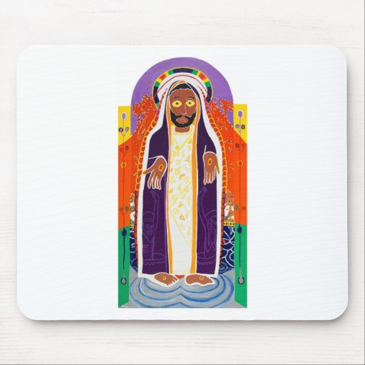 Yeshua Mouse Pads