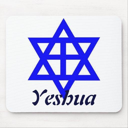 YESHUA MOUSE MATS