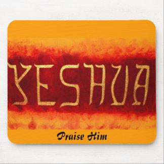 Yeshua Mousepad