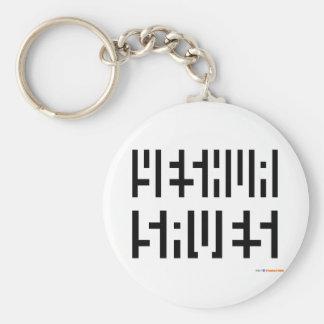 Yeshua Saves logo Key Chains