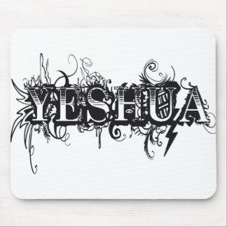 Yeshua UltraDéco Black Mousepad