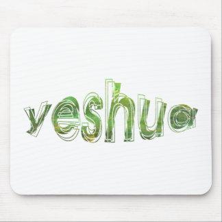 Yeshua Vibration Vert Mousepads