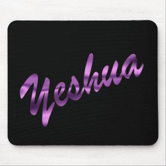 Yeshua violet mousepads