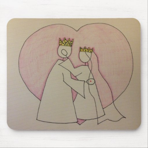 Yeshua's Beloved Mouse Pad