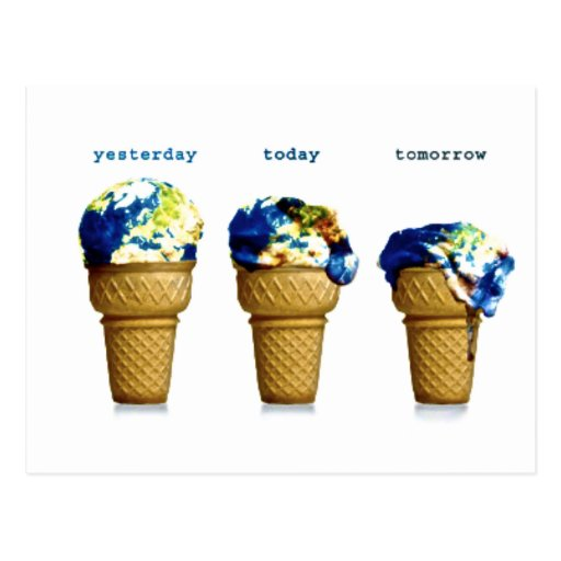 Yesterday Today Tomorrow Postcards