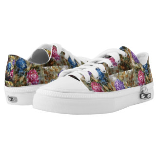 Yesteryear Roses Low Tops