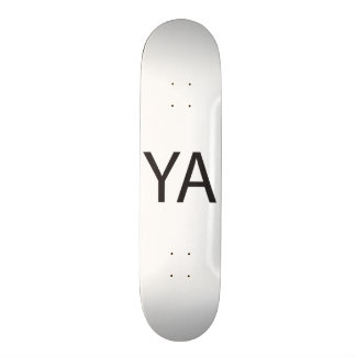 Yet Another -or- You -or- Your ai Skate Deck