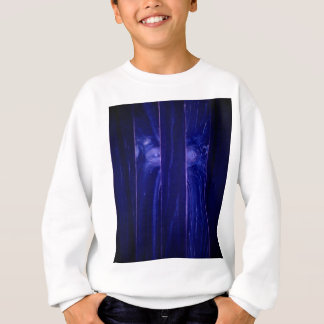 Yeti Face in Wooden Crate Sweatshirt