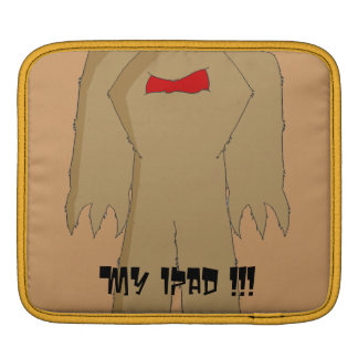 Yeti iPad Sleeve
