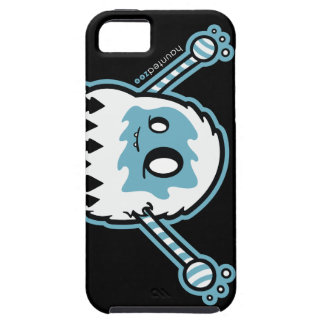 Yeti  Iphone 5 Cover by haunted zoo