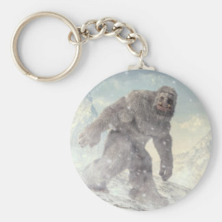 Yeti Key Ring