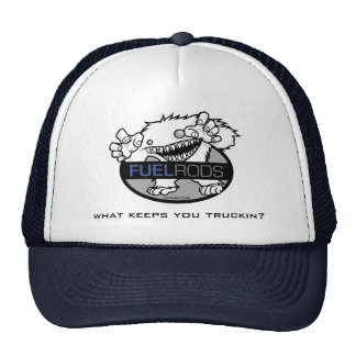 YETi Trucker what keeps you truckin Mesh Hat