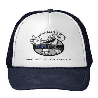 YETi Trucker   what keeps you truckin? Cap