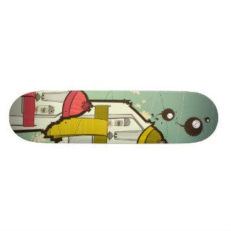 Yetis Skateboard