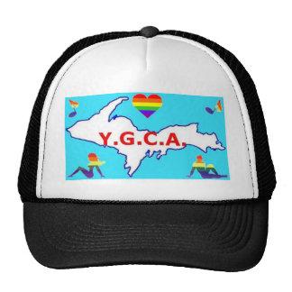 YGCA Party! Trucker's Cap
