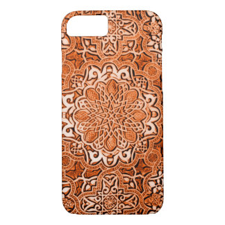 Yggdrasil Spirit Paradigm Mandala Engraving iPhone iPhone 7 Case