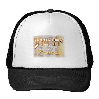 Y'hoshua / Jesus in Hebrew Trucker Hat