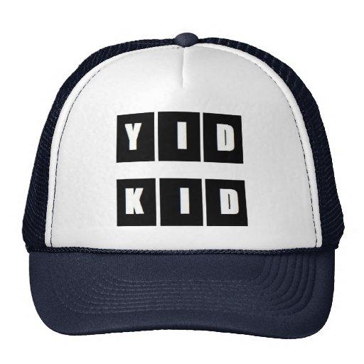 YID KID WEAR MESH HATS