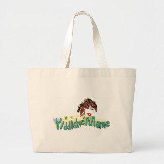 Yiddishe Mame Jumbo Tote Bag