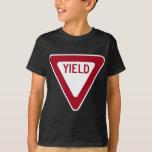 Yield Sign Shirt