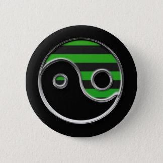 Yin 6 Cm Round Badge