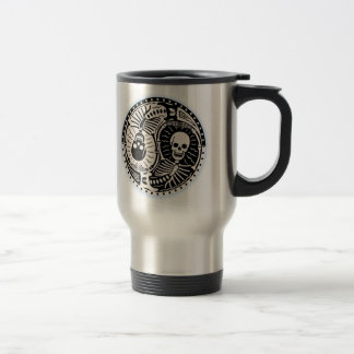 Yin and Bones Stainless Steel Travel Mug