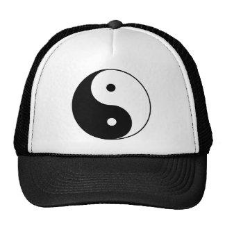 Yin and Yang Trucker Hats