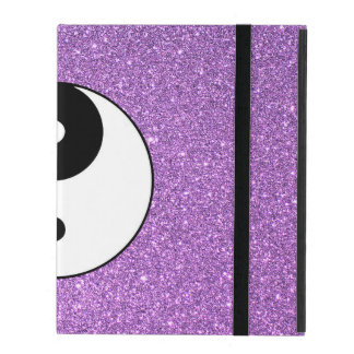 Yin and Yang iPad Folio Case